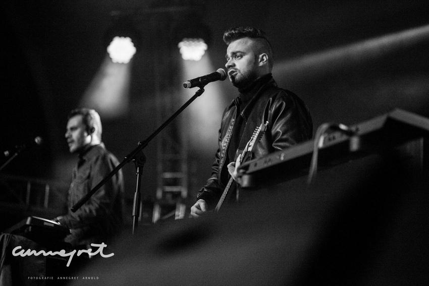 Prejudged Youth (live beim Rockbuster-Finale 2018)