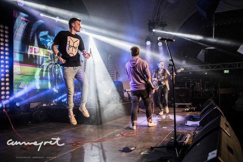 Sonny Boy Slim (live beim Rockbuster-Finale 2018)