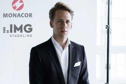 Stephan Grawe ist neuer Head of Global Sales bei Monacor International