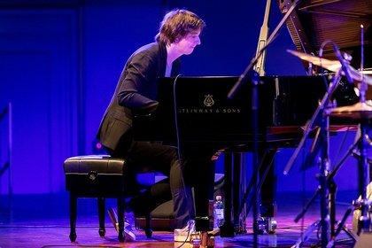 Hoffnungszeichen - Enjoy Jazz 2020: Abschlusskonzert mit Michael Wollny