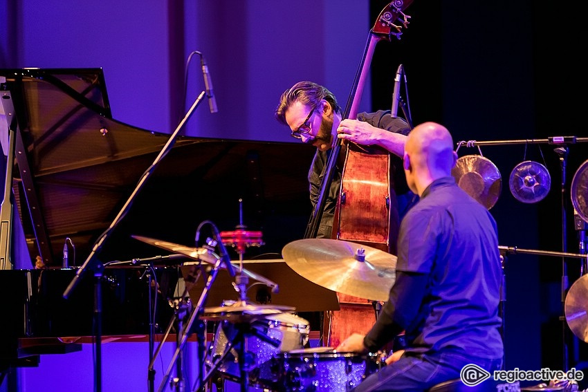 Michael Wollny Trio (live in Ludwigshafen 2018)