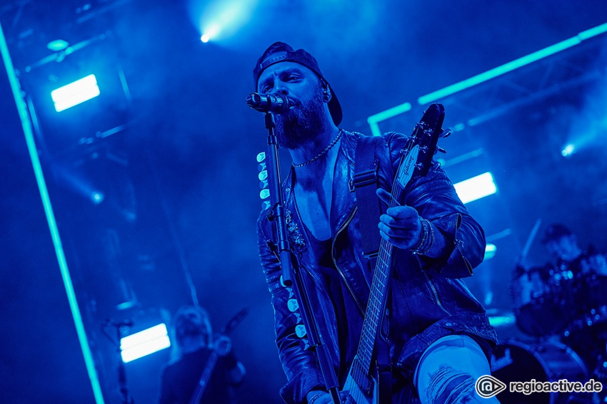 Bullet For My Valentine (live in Frankfurt 2018)
