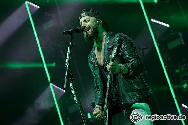 Gewachsen - Bullet For My Valentine: Bilder der Metalcore-Band live in Frankfurt