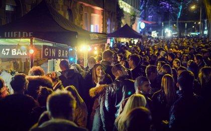 Gemeinschaftlich - Streifzug am Freitag: So war es beim Nachtwandel 2018 in Mannheim