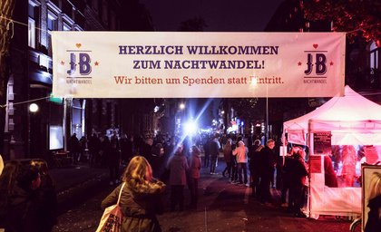 Vielfalt auf allen Ebenen - Nachtwandel 2018: Impressionen des Kulturfests im Jungbusch Mannheim