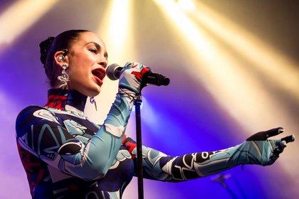 Soulstimmig - Jorja Smith live in der Batschkapp Frankurt: Junge Sängerin mit Riesenpotential