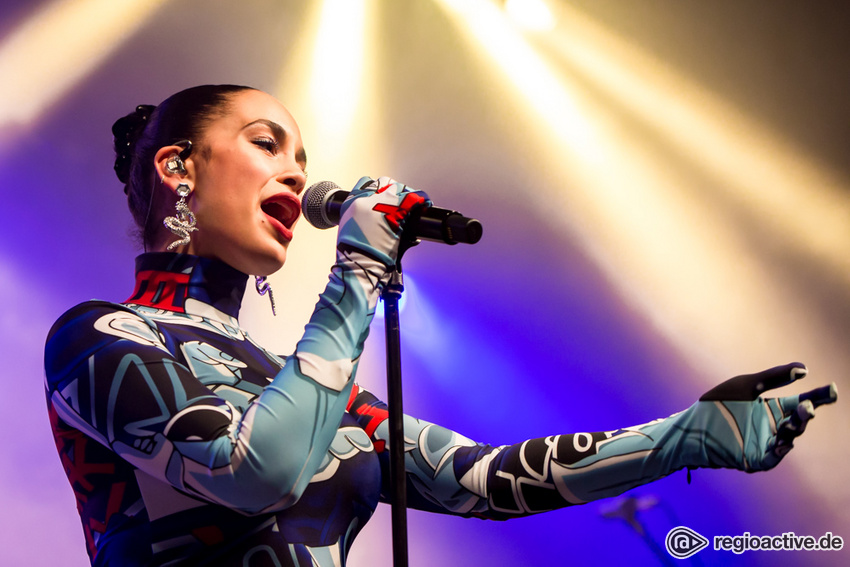 Jorja Smith (live in Frankfurt, 2018)