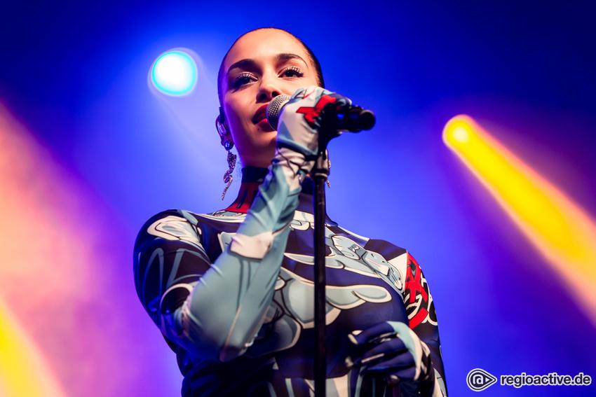 Jorja Smith (live in Frankfurt, 2018)