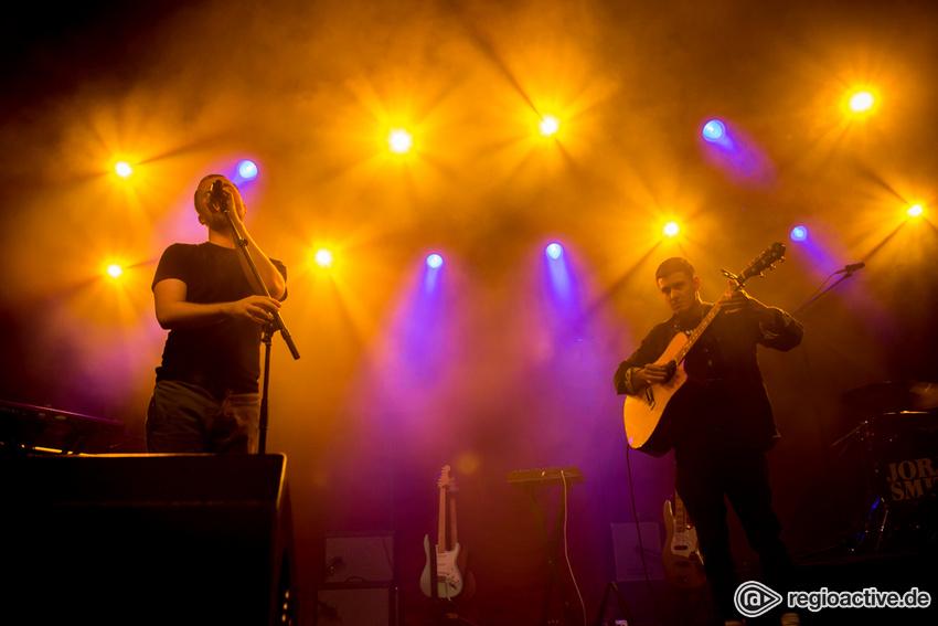 Maverick Sabre (live in Frankfurt, 2018)