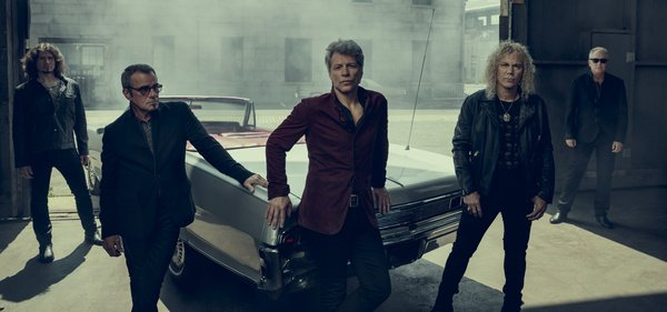 Erstaunlich - Bon Jovi: 2018 keine Deutschlandtour, was passiert 2019? (Update!)