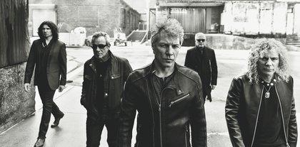 Europa muss warten - Planänderung: Bon Jovi kündigen US-Tour im Frühjahr an