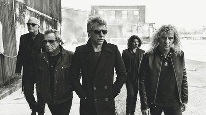 Lange vorbereitet - Bon Jovi kündigen neues Album und US-Tour an