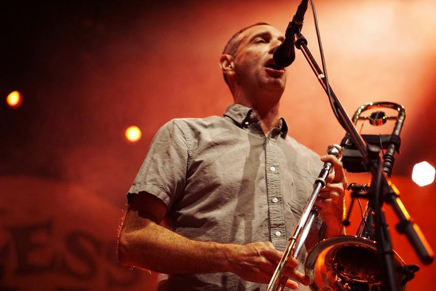 Less Than Jake (live beim Antifest 2018)