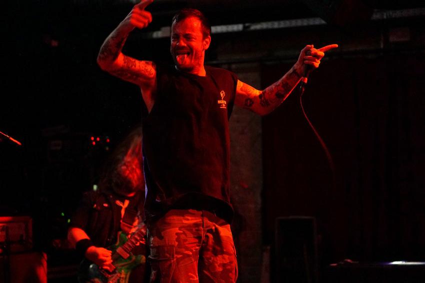 Cancer Bats (live beim Antifest 2018)