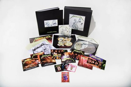 "Makeover zum 30. Jubiläum - Metallica: Blick in die ""... And Justice For All"" Deluxe Box"