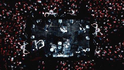 Ziemlich relaxt - Rammstein posten Backstagebilder ihrer Tour auf Social Media