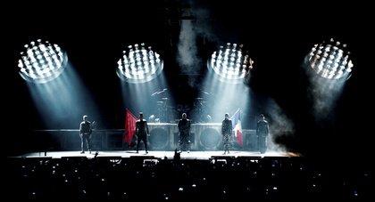Vorverkaufs-Rekord - Rammstein-Konzerte in Gelsenkirchen ausverkauft