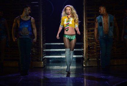 """Großer Aufzug - Britney Spears kündigt für 2019 neue Las-Vegas-Show """"Domination"""" an"""