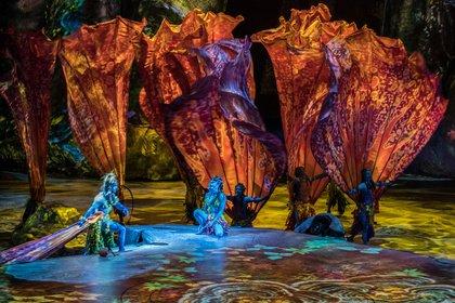 Imposant - Cirque du Soleil - Toruk: Live-Fotos aus der Barclaycard Arena in Hamburg