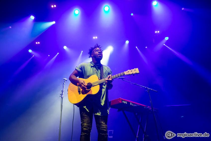 Kelvin Jones (live in Wiesbaden, 2018)