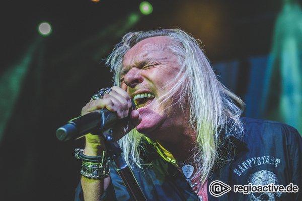 Sehenswerter Doppelpack - Ganz schön lebendig: Uriah Heep & The Zombies live im Capitol Offenbach