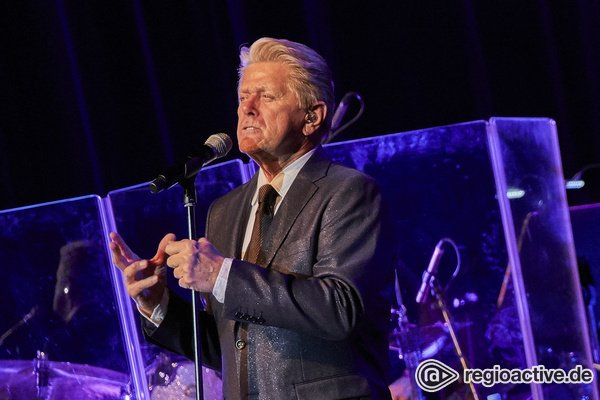 Genießerkonzert - Peter Cetera beglückt in Frankfurt mit toller Stimme und großen Melodien
