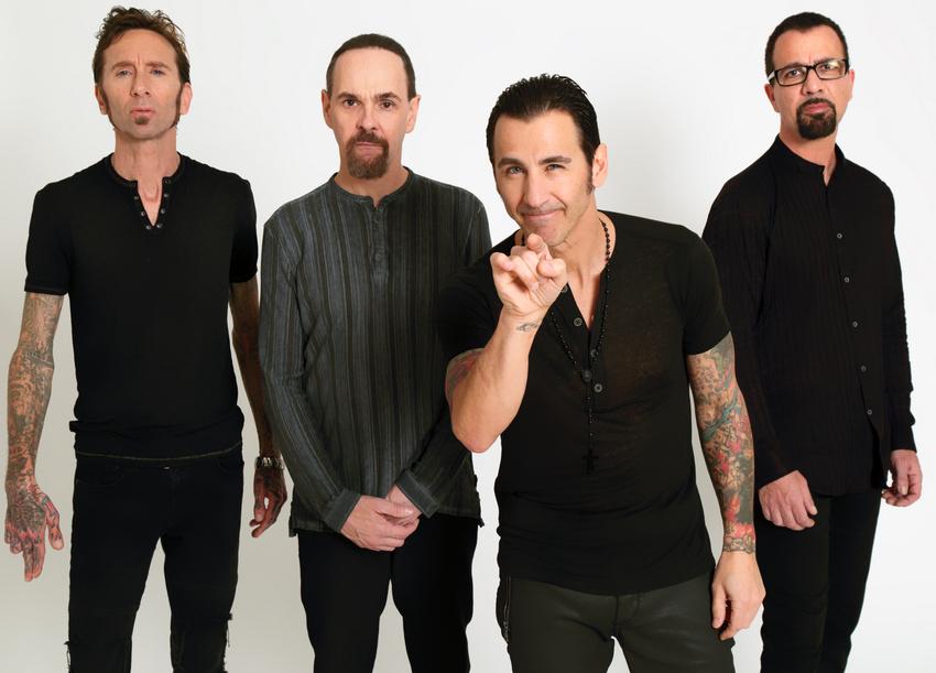 Termine stehen fest - Godsmack holen ihre verschobene Europatour 2019 nach