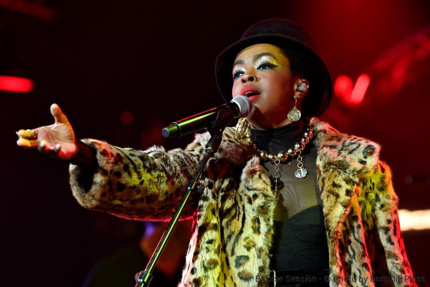 Lauryn Hill (live in Basel, 2018)