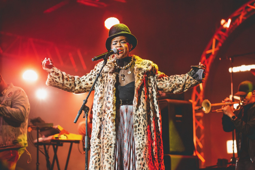 Lauryn Hill (live in Basel, 2018)