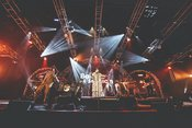 Scharfe Rhymes: Live-Bilder von Lauryn Hill bei der Baloise Session in Basel