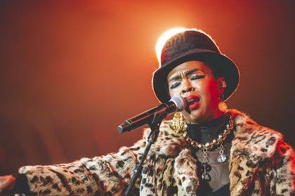 Große Gefühle - Scharfe Rhymes: Live-Bilder von Lauryn Hill bei der Baloise Session in Basel