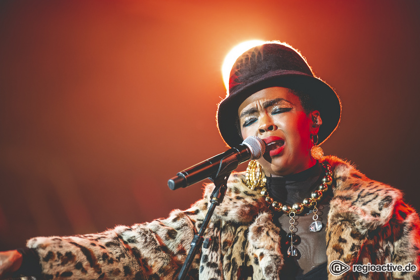 Lauryn Hill - Baloise Session, am 05.11.2018 in Basel
