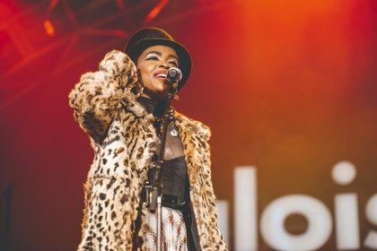 Powersoul und Hip-Hop - Lauryn Hill spielt im August zwei Deutschlandkonzerte
