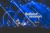 Mehr als nur Support: Fotos von Marius Bear live bei der Baloise Session in Basel