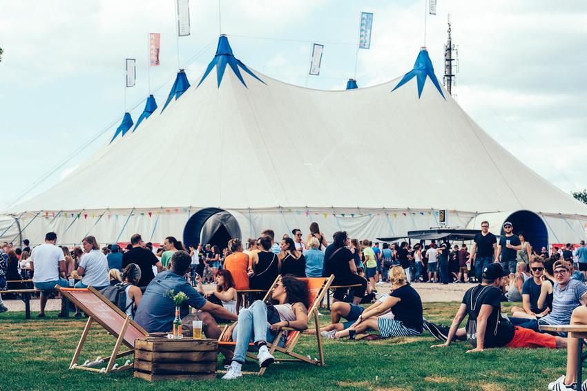 Zeltfestival Rhein-Neckar 2018