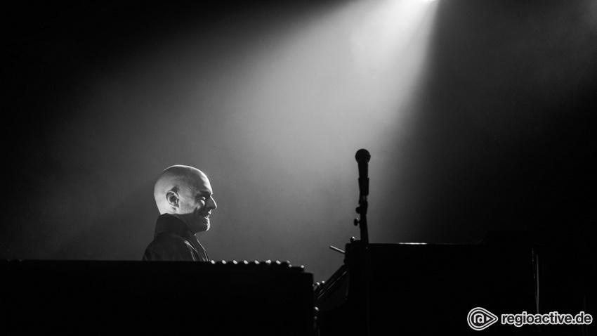 Nik Bärtsch's Ronin (live in Mannheim, 2018)