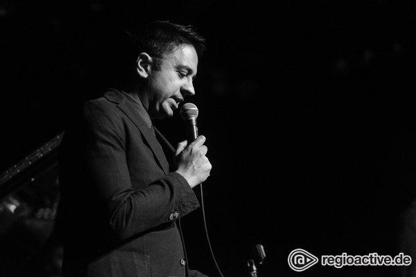 Der zweite Akt - Enjoy Jazz 2018: Bilder von Vijay Iyer live bei der ECM Jazznight in Mannheim