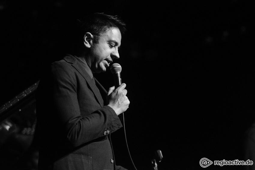 Vijay Iyer (live in Mannheim, 2018)