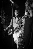 Enjoy Jazz 2018: Bilder von Vijay Iyer live bei der ECM Jazznight in Mannheim