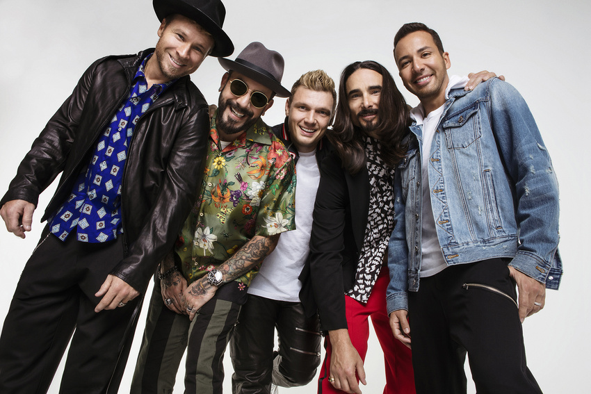 Letzte Infos - Aktuelle Infos zum Konzert der Backstreet Boys in Mannheim