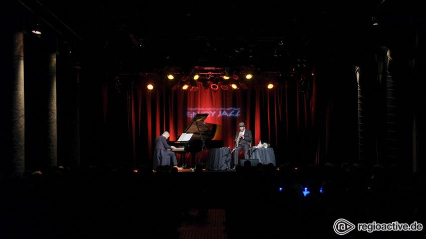 Archie Shepp & Jason Moran (live in Mannheim, 2018)