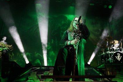 """Animalisch - Powerwolf: Live-Bilder der """"Wolfsnächte""""-Tour aus der MHP Arena Ludwigsburg"""