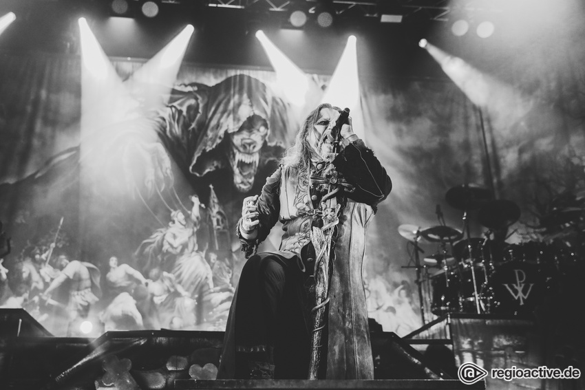 Powerwolf (live in Ludwigsburg, 2018)