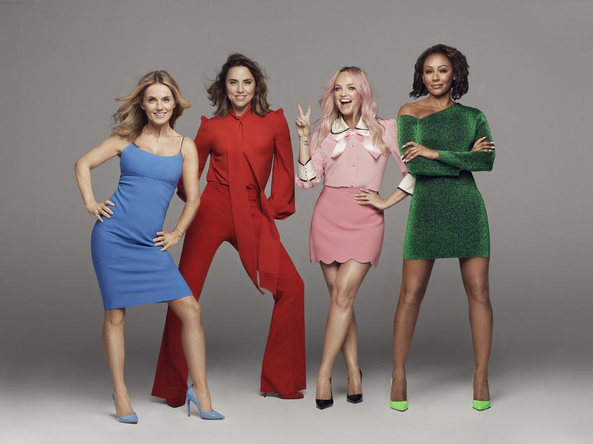 Spice Girls (2018)