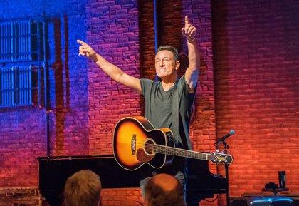 """Abschluss - Bruce Springsteen veröffentlicht Live-Album """"On Broadway"""", Netflix-Special"""