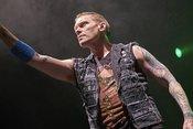 Mit Wucht: Live-Bilder von Shinedown in der Batschkapp Frankfurt