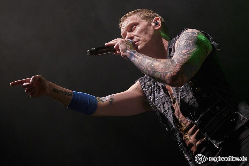 Shinedown (live in Frankfurt 2018)