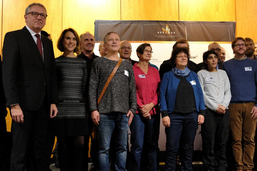 Die Preisträger aus Baden-Württemberg
