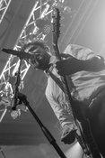 Bilder von Frank Turner live in Leipzig: Konzert im Werk 2 und Plattenladen-Gig