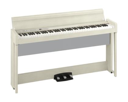 """Das KORG C1 Air Digitalpiano ist jetzt in der Farbvariante """"White Ash"""" erhältlich"""